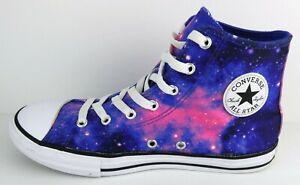 Converse Chuck Taylor All Star Hi Miss Galaxy Kids Shoes Hyper Royal 665400F