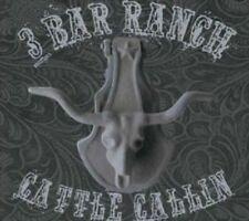 HANK3'S 3 BAR RANCH - CATTLE CALLIN - VINYL - NEW