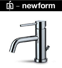"Newform ""Moony Collection"" 8410-21 Single Lever Basin Mixer w/Pop-up Waste Set"