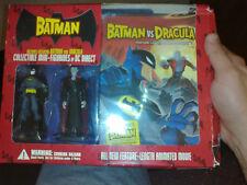 Limited Edition Batman Animated Movie DVD + Figures
