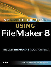 Special Edition Using FileMaker 8 (Special Edition Using)-ExLibrary