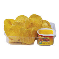 Nacho Cheese Trays w/ 2 compartments