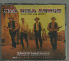 THE WILD BUNCH - JERRY FIELDING 3 CD NEW & SEALED TOP RARE OOP FSM SCORE