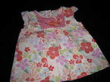 Gymboree 12 18 mo flower flare top