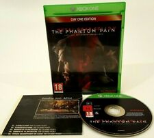 Metal Gear Solid V: The Phantom Pain-Day One Edition-Xbox One-muy Buenas