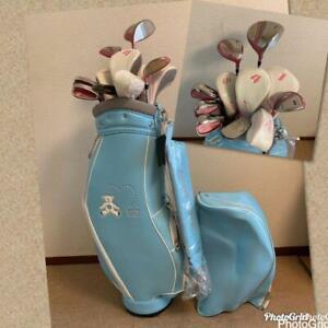 Popularity Almost Mizuno Efil/Ladies Golf Club Set Women 'S