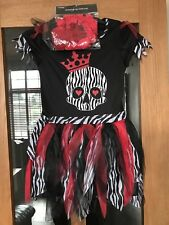 GEORGE GIRLS HALLOWEEN DRESSING UP COSTUME AGE 9-10 YEARS BNWOT