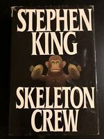SKELETON CREW by Stephen King 1985 Putnam First Edition Hardcover Book Novel