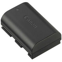 Canon Genuine LP-E6N Lithium-Ion Battery Pack For 7D Mark II 5D 60D 70D Camera