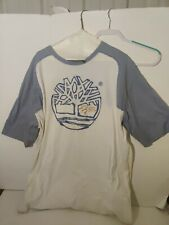 Timberland Crewneck T-shirt Vintage heavy duty material quality
