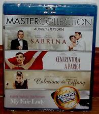 SABRINA-DESAYUNO CON DIAMANTES-MY FAIR LADY 4 BLU-RAY CASTELLANO PRECINTADO R2
