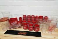 Southern Comfort Caddy/Stirrers/bar mat/Pitcher/Drink Cups/Drink Set New 02