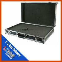 Pulse Universal Flight Case Large Heavy Duty Foam Inlay Carry Case