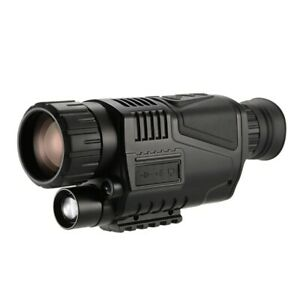 Digital Night-Vision Monocular Telescope 8X Zoom With Photo Taking Video Takings