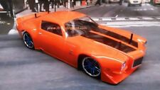 1971 Chevrolet Camaro Z28 Custom Painted Brushless RC Touring Car 2sLipo 45+