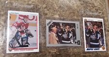 (3) Felix Potvin 1990-91 Upper Deck & 7th Inning Rookie card lot 1991-92 UD RC