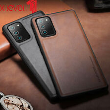 X-level For Samsung Galaxy Note 20 Ultra Soft Leather Case Business Back Cover