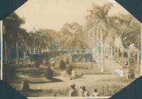 "WW2 Egypt Near the Nile Cairo photo 3x2"""