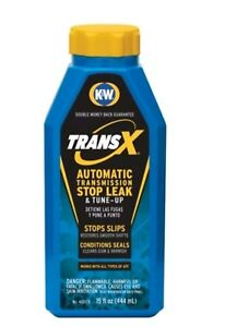 (RM) TransX Automatic Transmission Fluid for Old and Modern Cars.