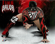 FIN BALOR UNSIGNED 8x10 PHOTO FILE WWE WWF WRESTLING OUT OF PRINT
