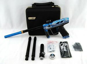 Used HK Army Limited Edition Oliver Lang T-Rex V-COM Paintball Marker (1 of 12)