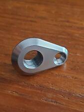 Pinarello F10 Disk/Disc Thru Axle Custom CNC 6/4 Titanium Threaded End Cap