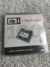 Iomega ZIP-Disk 100 MB - NEW and sealed