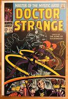 Doctor Strange #175 (1968) Marvel Key Issue Silver Age Stan Lee Satannish