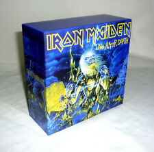 Iron Maiden : Live after death empty promo box for Japan mini lp cds