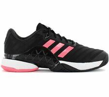 Adidas Barricade Men's Tennis Shoes AH2092 Trainers Black