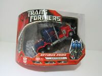 Transformers 2007 Movie 1 Voyager Class Optimus Prime New in Box
