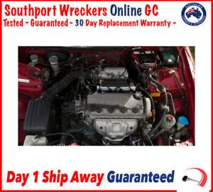 Honda HRV Engine Motor 1999-2006   171 000 km   60D Warranty   Petrol VTEC D16