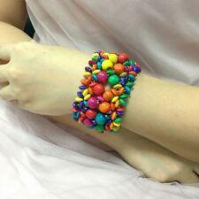 Women Bohemian Bracelet Wood Bead Bangle Handmade Bangles Multicolor Bracelets