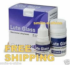 D-tech Lute Glass Ionomer Luting Dental  Cement