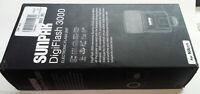 Sunpak DigiFlash 3000 Hot Shoe NIKON Camera Flash w/ Original Box - NEW * TESTED