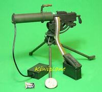 M1917 1:6 Scale Action Figure DRAGON WW2 .30 CAL MG BROWNING HEAVY MACHINE GUN