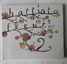 #  BATTIATO FRANCO - FLEURS  2 -  CD NUOVO SIGILLATO -