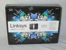 Linksys EA4500 Cisco N900 Smart Wi-Fi Dual Band Wireless N Router