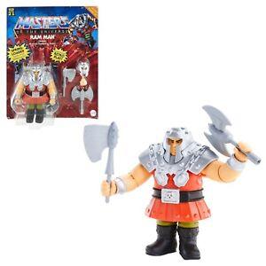 Masters of the Universe Origins Ram Man MOTU Deluxe Figure NIB - In Stock