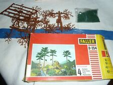 Faller HO Scale # B-354 Trees