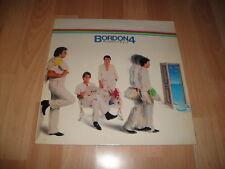 BORDON 4 MUNDO FELIZ LP DE VINILO VINYL DEL AÑO 1984 EN BUEN ESTADO