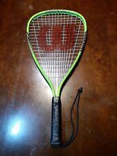 Wilson Hyper Alloy Xpress Crushing Power Racquetball Racquet Grip Xs 3 7/8