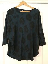 Phase Eight Teal Top Size 10