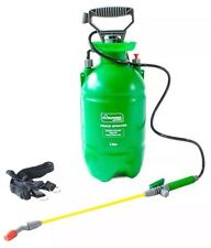 5 LITRE FENCE SPRAYER MANUAL PRESSURE SPRAYER WOOD TREATMENT SHED DECKING NEW UK