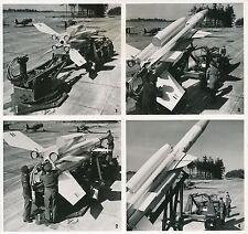 AVIATION c. 1958 - Système d'arme sol-air à longue portée Bloodhound - AV 40