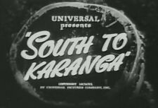 SOUTH TO KARANGA (1940) DVD CHARLES BICKFORD, JAMES CRAIG