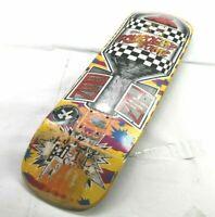 """Pocket Pistols Ben Schroeder The Schroeder Bomb Skateboard Deck 32.5x9"""""""