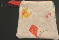 Disney's Winnie The Pooh Mini Wallet With Clip