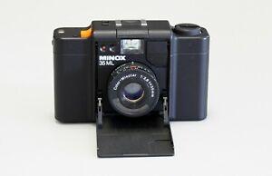 Minox 35 ML mit MF35 ST und Zubehörpaket sehr schön