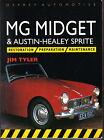 MG Midget & AH Sprite Restoration Preparation Maintenence Mechanical & Bodywork
